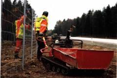 JärnHäst-används-för-montering-av-viltstängsel