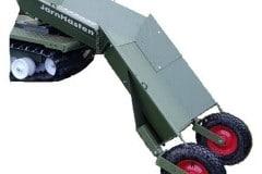 Delad-älgvagn